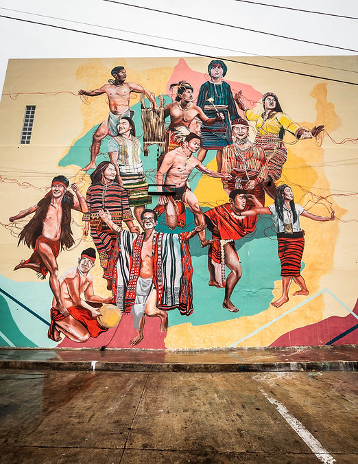 Hila-Bana Mural