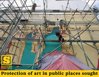 Protection of Art in Public Spaces