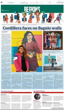 Philippine Daily Inquirer Featured Artist