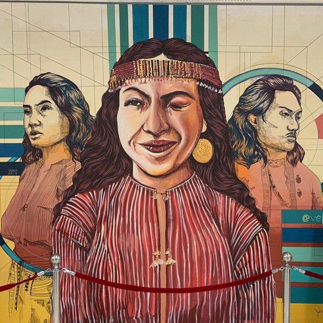 ArtWalk Mural at SM North Edsa