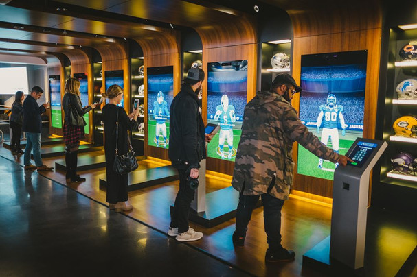 Image courtesy of NFL Experience Times Square