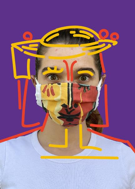Art History Face Masks