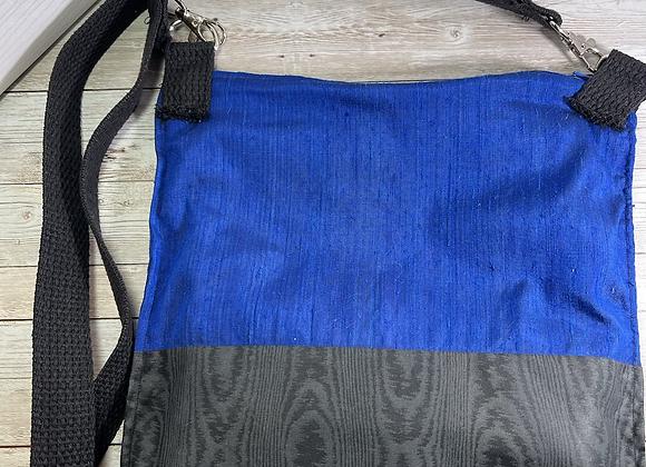 Blue Thai Silk