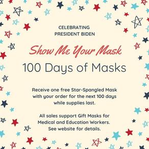 100 Days Of Masks
