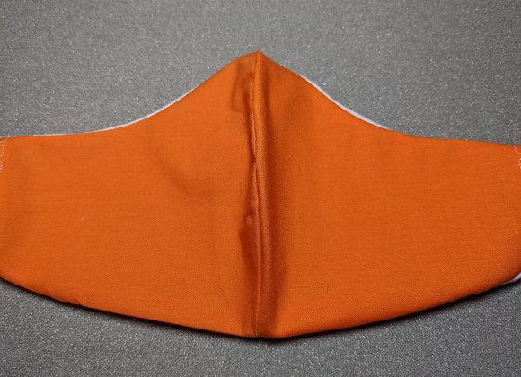Orange Face Mask