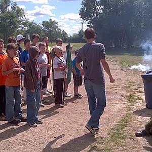 Camp Aurora Borealis 2011