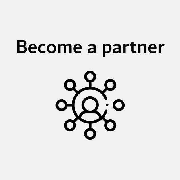 Become partner