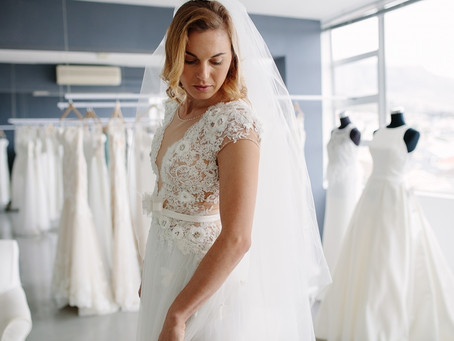 If You Think You've Found Your Wedding Dress, Is There Any Benefit to Trying on More?