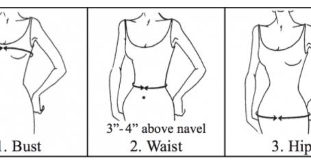 How do I measure for a bridesmaid dress?