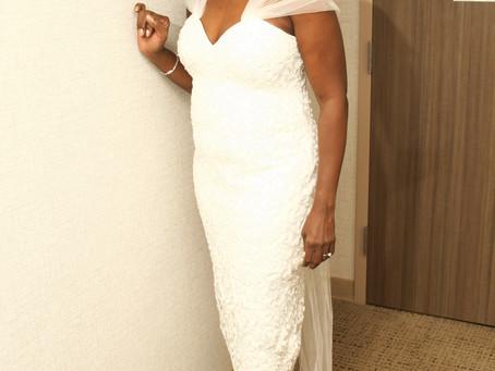 Jillian's Wedding Dress Story