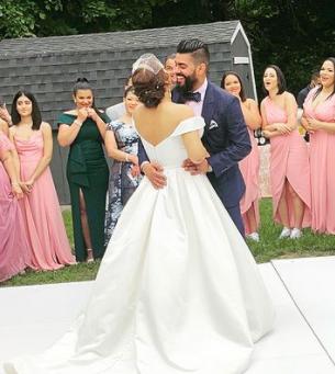Yocelyn's Wedding Dress Story