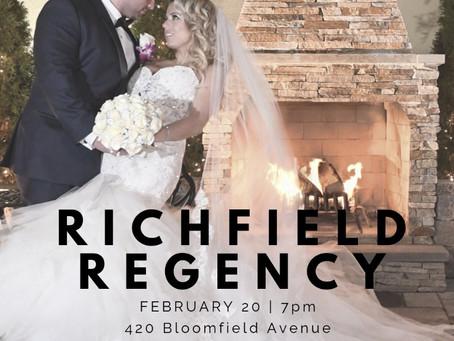 Meet you at Richfield Regency