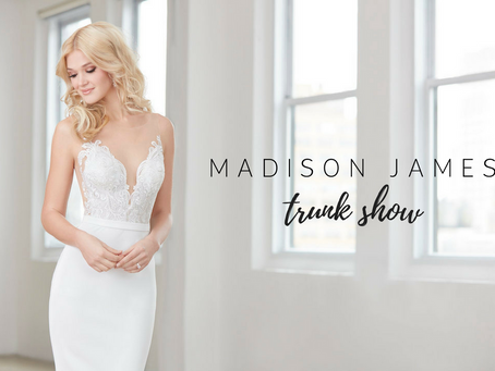 Brides Want To Know: Trunk Shows