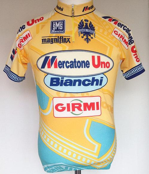 Maillot cycliste Mercatone Uno
