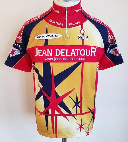 Maillot cycliste Jean Delatour