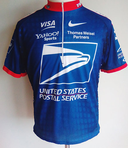 Maillot cycliste US Postal Service