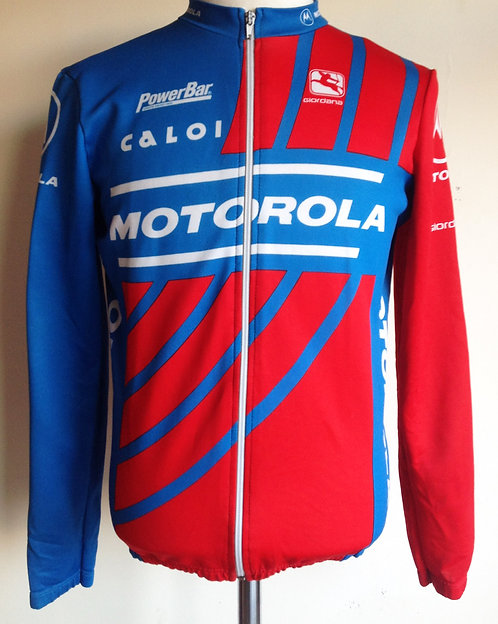 Veste cycliste équipe Motorola