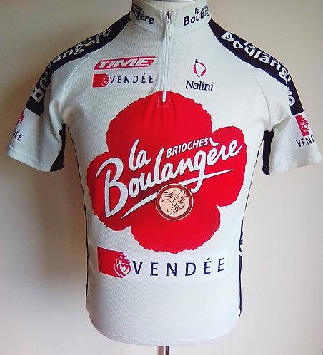 Maillot cycliste Brioches La Boulangère