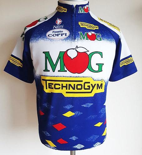 Maillot cycliste MG Boys Maglificio Technogym
