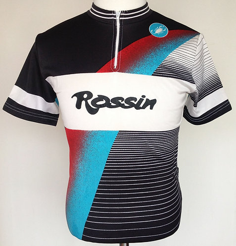 Maillot cycliste vintage Rossin
