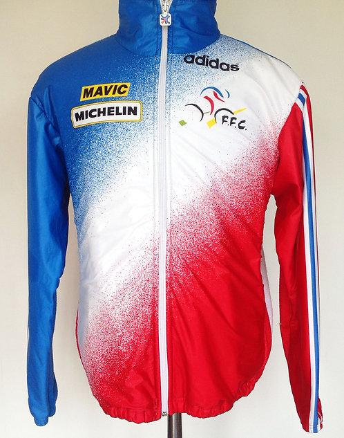 Veste cycliste F.F.C France