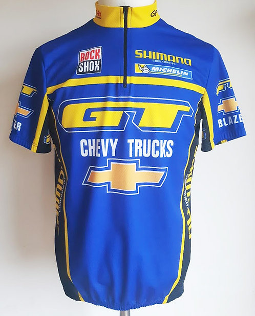 Maillot cycliste Shimano GT Chevy Trucks