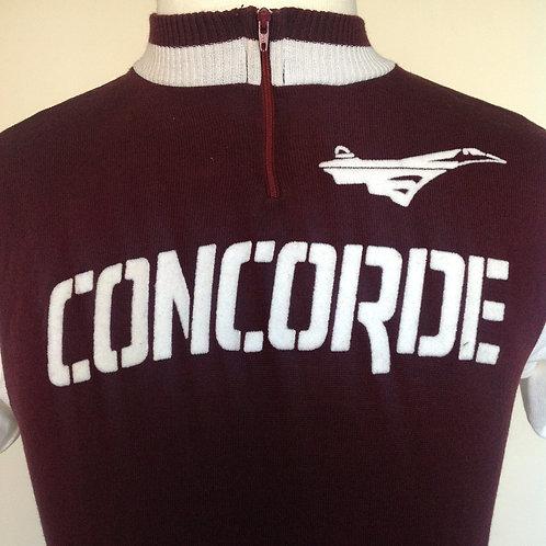 Maillot cycliste vintage Concorde