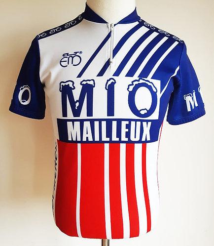 Maillot cycliste vintage Mio Mailleux Eddy Merckx