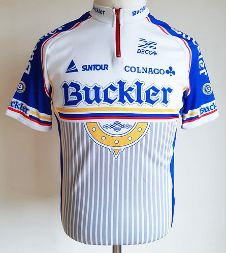 Maillot cycliste équipe Buckler