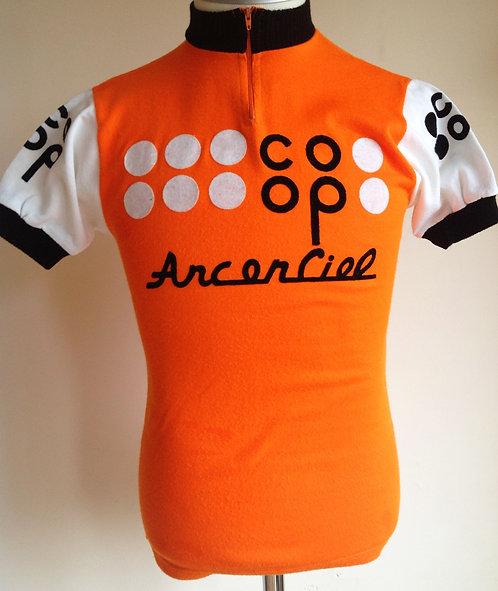 Maillot cycliste U.C. Flandres-Artois - Coop
