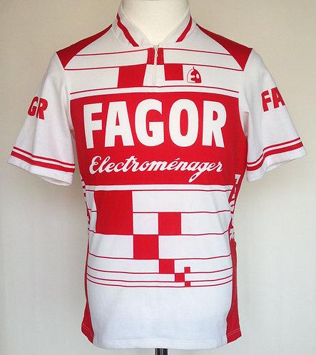 Maillot cycliste équipe Fagor Tour de France 1985