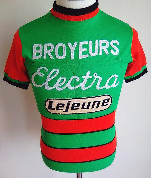 Maillot cycliste Broyeur Electra Lejeune