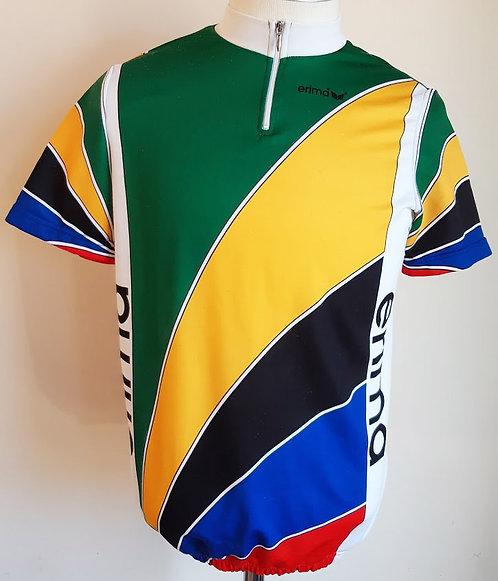 Maillot cycliste vintage Erima