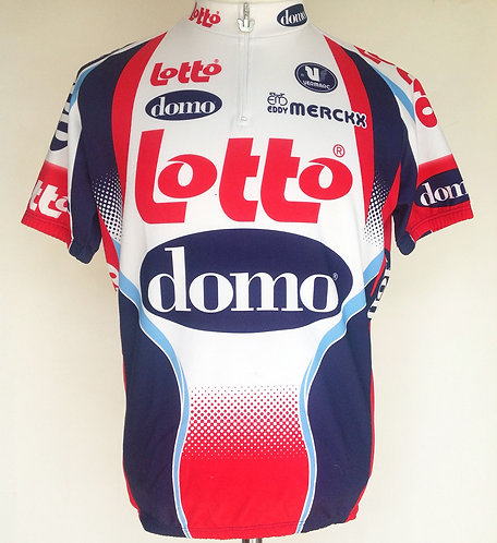 Maillot cycliste Equipe Lotto