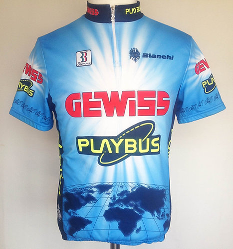 Maillot cycliste équipe Gewiss Playbus