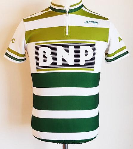 Maillot cycliste vintage BNP