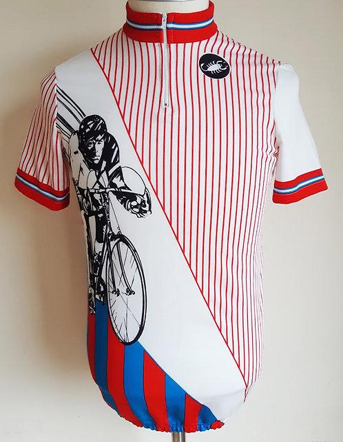 Maillot cycliste vintage Castelli