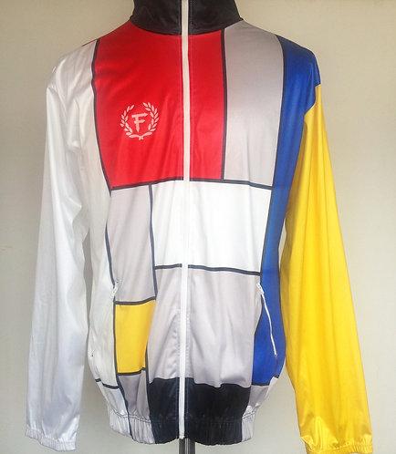 Veste cycliste vintage original 80's