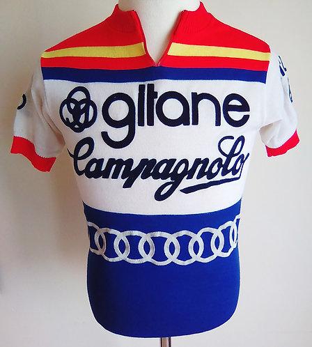 Maillot cycliste Gitane Campagnolo