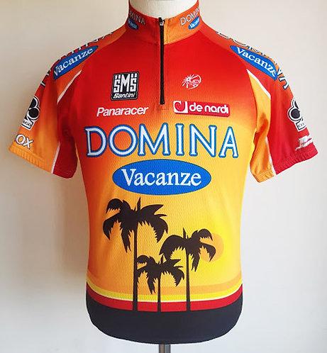 Maillot cycliste Domina Vacanze