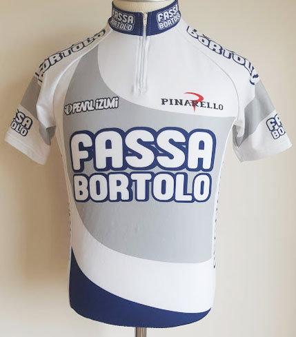 Maillot cycliste Fassa Bortolo