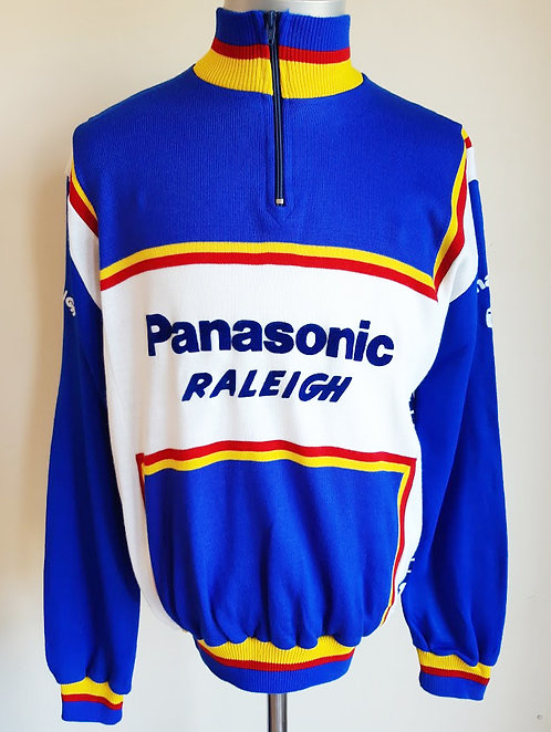Maillot cycliste Panasonic
