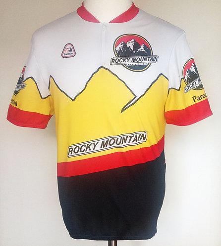 Maillot cycliste vintage Rocky Mountain
