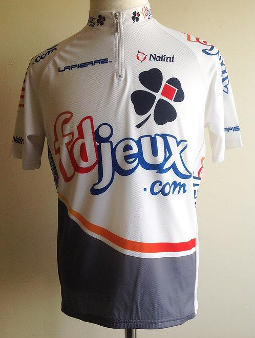 Maillot cycliste La Française des Jeux