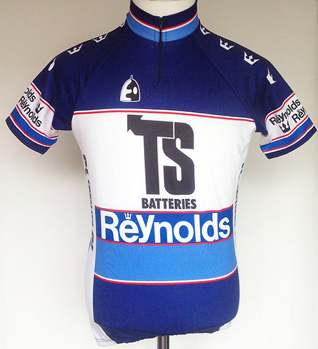 Maillot cycliste Reynolds Tour de France 1985