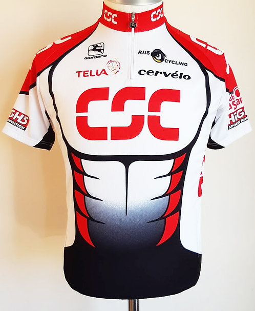 Maillot cycliste Team CSC