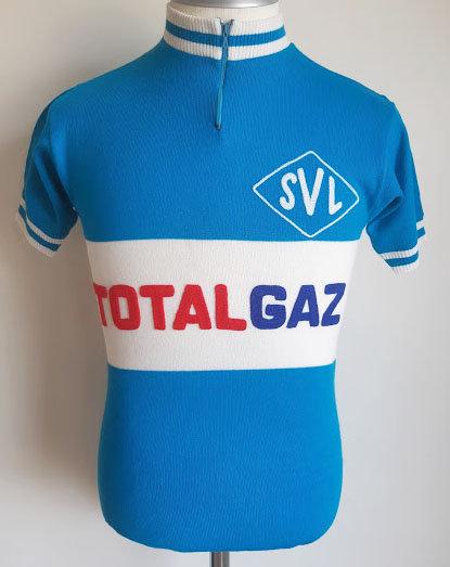 Maillot cycliste vintage SVL