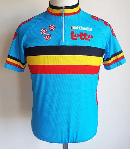 Maillot cycliste équipe Belgique
