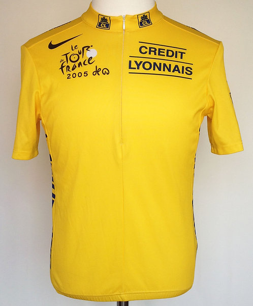 Maillot Jaune Tour de France 2005