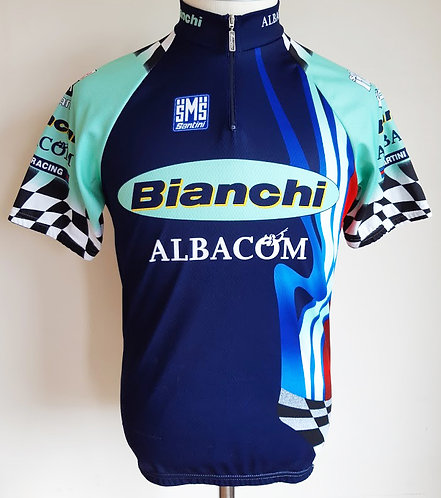 Maillot cycliste Bianchi